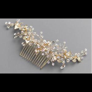Accessories - Swarovski hair comb